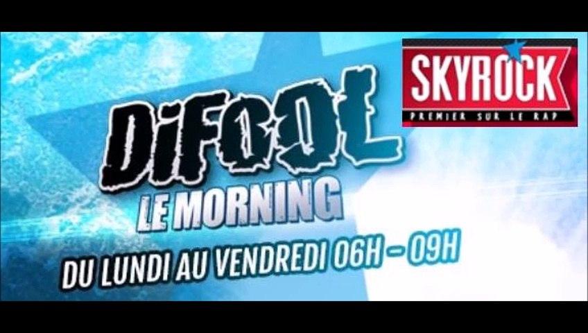 Skyroc: Morning Live de Difool, K.Boubou, Carole et Romano - 03/03/2015 08h-09h00