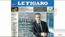 """L'édito politique : """"Les propositions économiques de Nicolas Sarkozy"""""""