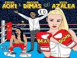 [ DOWNLOAD MP3 ] Steve Aoki & Angger Dimas - Beat Down (Original Mix) [feat. Iggy Azalea] [ iTunesRip ]