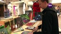 Les Eleis découverte de l'art urbain : le graff à Cherbourg [TéVi] 15_03_03