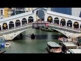 DRDA : Le Grand Canal de Venise saturé