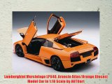 Lamborghini Murcielago LP640 Arancio Atlas/Orange Diecast Model Car in 1:18 Scale by AUTOart