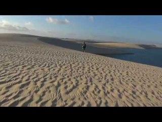 Les lagons du désert (extrait)