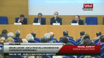 """Colloque « La fin de vie : quels nouveaux droits ? », 1ère table ronde  """"La sédation profonde"""" - Colloque"""