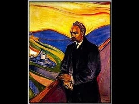 Nietzsche L'ombre de Dieu