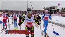 ChM ski nordique, ski de fond, relais H 4x10km, 27 février 2015 (1 sur 2)