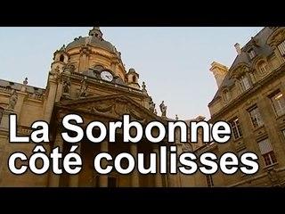 DRDA : La Sorbonne côté coulisses