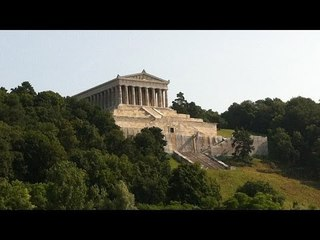 DRDA : Au fil du Danube - Le Walhalla de Donaustauf