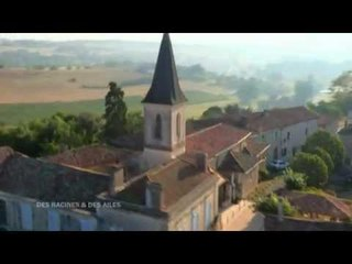 DRDA : Terre de Gascogne - Survol des châteaux gascons