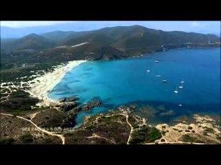 DRDA : La Corse autrement - Le désert des Agriates en bateau volant