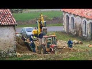 DRDA : Des Charentes au Poitou - Le château de la Mercerie
