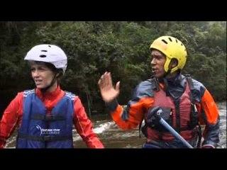 Rafting sur le Rio Magdalena - Faut Pas Rêver en Colombie (extrait)