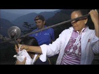 Le village suspendu - Faut Pas Rêver en Colombie (extrait)