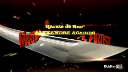 KSTV - MARTIAL ARTIST - Karaté de Rue