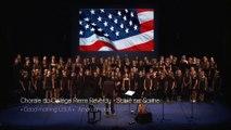 """Good morning USA"", American Dad ! / chorale du Collège REVERDY (Sablé sur Sarthe - Marc Leroy)"