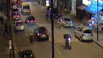 CCTV shows moment 15-year-old is fatally stabbed