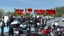 reco moto en vue d'un rassemblement de  plus de 200 motards