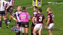 Rugby Fight - que se passe t il quand deux joueurs se font exclure en même temps