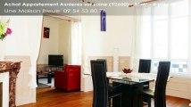 Vente - Appartement - Asnieres sur seine (92600)  - 95m²