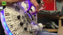 The Force is Strong in This Fleet of Star Wars Themed Guitars