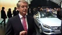 Geneva Motor Show 2015 - Interview with Prof. Dr. Thomas Weber