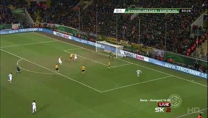 Ciro Immobile 2_0 _ Dynamo Dresden - Borussia Dortmund 03.03.2015 HD