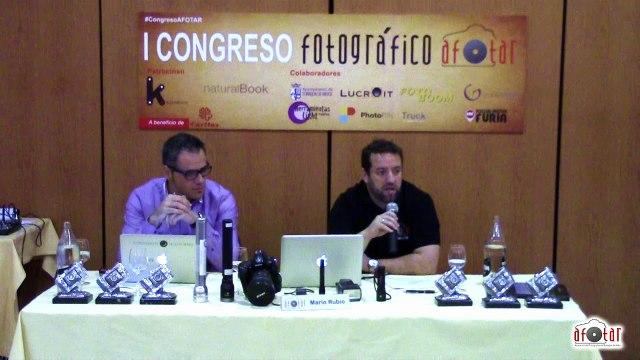 I Congreso de fotografía AFOTAR - 02 - Mario Rubio