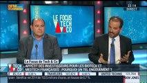 La high-tech est au service de la santé: Pierre-Olivier Goineau, Philippe Pouletty et Frédéric Simottel (1/2) - 03/03