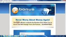 Bonus Bagging Bonus Bagging Loophole Actual User's Inside Look  - CorpCartels