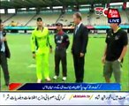 NAPIER: WC 2015, UAE won toss and elected field against Pakistan