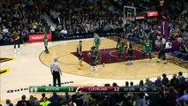 Kyrie Irving For Three - Celtics vs Cavaliers - March 3, 2015 - NBA Season 2014-15