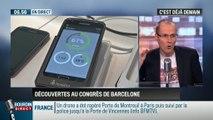 La chronique d'Anthony Morel : MWC 2015: Focus sur les dernières nouveautés - 04/03