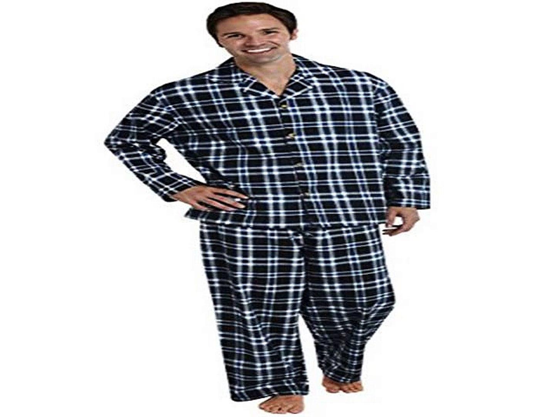 Hanes Men`s Flannel Pants with Comfort Flex Waistband 02006//02006X S