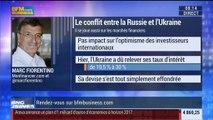 Marc Fiorentino: Le conflit russo-ukrainien se joue-t-il aussi sur les marchés financiers? - 04/03