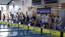 200 4Nages - Finale Championnats de France Interclubs Masters 2015 Montluçon - UJS La Mulatière