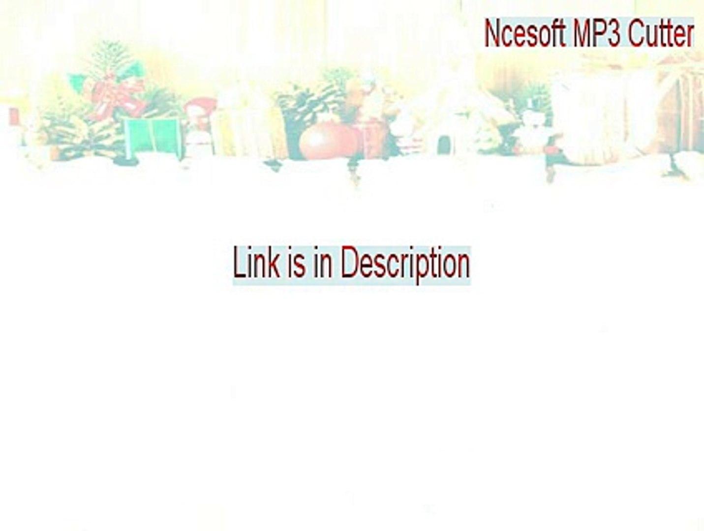 Ncesoft MP3 Cutter Keygen [como usar o ncesoft mp3 cutter 2015]