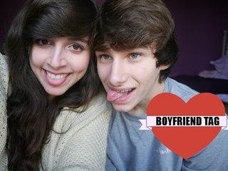Boyfriend Tag ♥