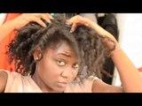 ♡♡ Tuto coiffure: 2 façons de Recycler un vieux Twist out ♡♡