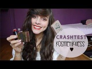 CrashTest / 1ère Impression: Kosmetik4less