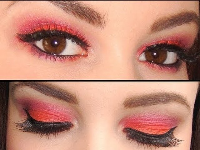 ✿ [ Maquillage n° 5 ] : Fluo !