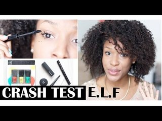 Crash-Test E.L.F | Premières impressions