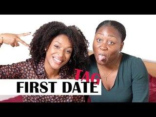 First date TAG - Premier RDV avec Mymou