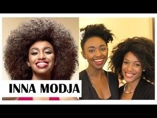 Secrets de Beauté INNA MODJA | FAQ - Interview