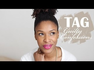 Guilty Confessions TAG Français / French