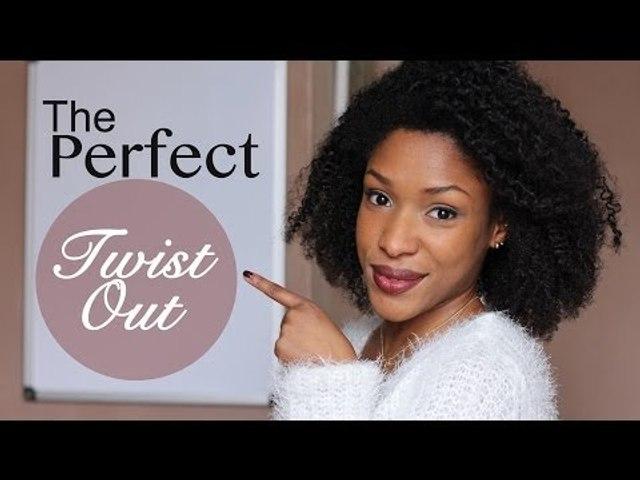 { How to } The Perfect Twist Out | Boucles sur cheveux frisés crépus (tutoriel coiffure + conseils)