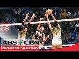 UAAP 77 Women's Volleyball: DLSU vs UST Game Highlights
