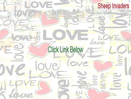 Sheep Invaders Serial – sheep invaders download [2015]