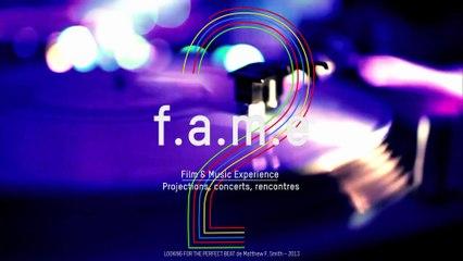 MUBI│Bande Annonce - F.A.M.E. à la Gaîté lyrique du 12 au 15 Mars