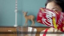 Change, St John's pour Curly (Vico) - snacks apéritifs, «C'est con, mais c'est bon, Opération #PubCurly» - mars 2015 - souffleur
