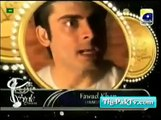 our hero Faysal Qureshi won his best actor award for MZZBN